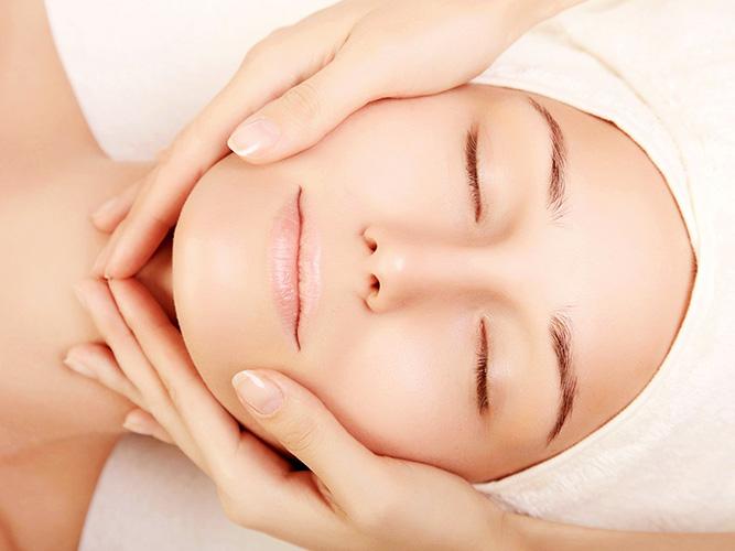 massaggio cranio-facciale